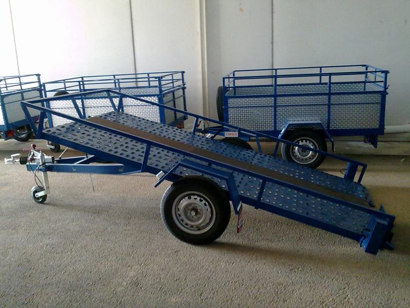 Plataforma Porta-Quads